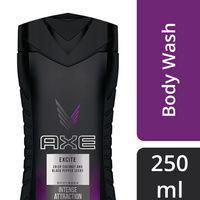 Axe Excite Body Wash Crisp Coconut & Pepper Scent