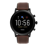 Fossil GEN 5 The Carlyle HR FTW4026 Full Color Display Dial Digital Smartwatch For Men