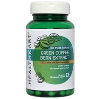 HealthKart Green Coffee Bean Extract (45% Cga) For Weight Management Capsules