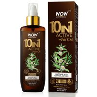 WOW Skin Science 10-in-1 Active Hair Oil