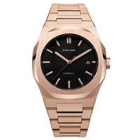 D1 Milano Black Dial Watches For Men - Atbj03