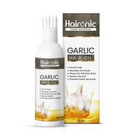 Haironic Hair Science Garlic Hair Oil For Control Dandruff, Control Hair Loss