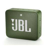 JBL Go 2 Portable Waterproof Bluetooth Speaker with mic (Green)