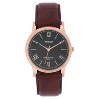 Timex Analog Black Dial Men's Watch (TW000R433)