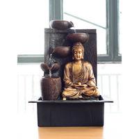 eCraftIndia Great Lord Buddha Water Fountain