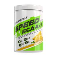 Big Muscles Nutrition Speed BCAAx7 Pineapple Powder