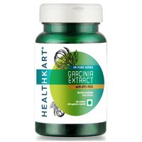 HealthKart Garcinia Extract (for Weight Management) Capsules