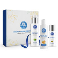 The Moms Co. Natural Daily Skincare Essentials Box