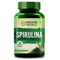 Himalayan Organics Spirulina 2000Mg Per Serving