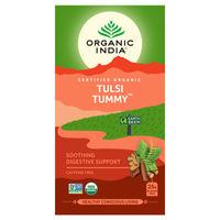 Organic India Tulsi Tummy Tea (25N Infusion Bags)