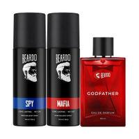 Beardo Godfather Fragrance Combo