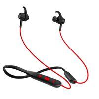 Nu Republic Cosmo X5 Longplay In-ear Bluetooth Neckband Earphones -red