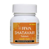 Jiva Ayurveda Shatavari Tablet