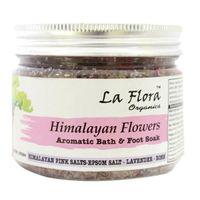 La Flora Organics Himalayan Flowers Aromatic Bath & Foot Soak