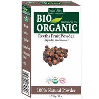 Indus Valley Bio Organic Natural Reetha Fruit Powder