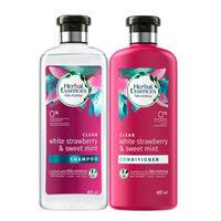 Herbal Essences Strawberry Shampoo & Conditioner For Volume - No Parabens, No Colourants