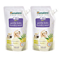 Himalaya Gentle Baby Laundry Wash - Pouch - Pack of 2