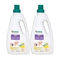 Himalaya Gentle Baby Laundry Wash Bottle - Pack of 2