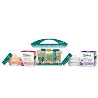 Himalaya Neem Facial Kit with Face Massager & Himalaya Day & Night Cream Combo