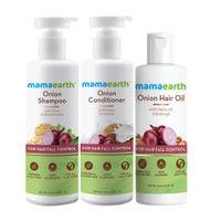Mamaearth Onion Anti Hair Fall Regular Kit