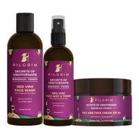 Pilgrim Red Vine Sunrise RitualCombo Pack