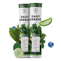 Wellbeing Nutrition Daily Greens Multivitamin (Pack of 2)