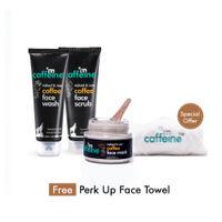 MCaffeine Deep Pore Cleansing Regime
