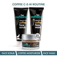 MCaffeine Coffee C-E-M Routine