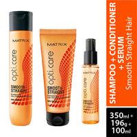 Matrix Opti Care Professional Shampoo + Conditioner + Serum