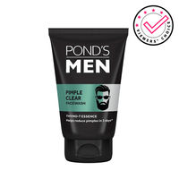 Ponds Men Pimple Clear Facewash Reduces Pimples In 3 Days Specially For Men