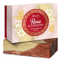 St.Botanica Rose & Jasmine Handmade Soap