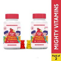 Zingavita Mighty Vitamin Gummies- Pack of 2
