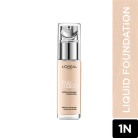 L'Oreal Paris True Match Super-Blendable Foundation - N1 Ivo.