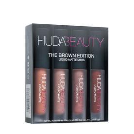 Huda Beauty Liquid Matte Lipstick At Nykaacom