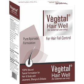 c31ee52a88f Vegetal Hair Well For Hair Fall Control