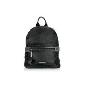 2408b05be03 Caprese Aniston Medium Black Backpack