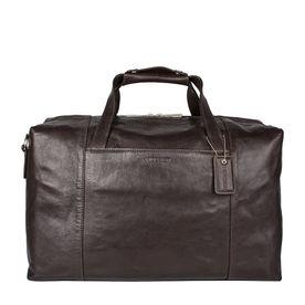 caaa392e744 Hidesign Nicholson 04 Brown Duffle Bag