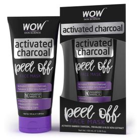 721efd855c28 Buy WOW Skin Science Activated Charcoal Face Mask at Nykaa.com