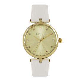 Giordano Analog Gold Dial Women's Watch  A2038 05