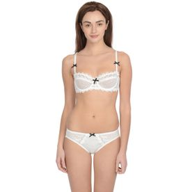 ab2647578dc Bra-Panty Sets  Buy Bra   Panty Sets Online in India at Lowest Price ...