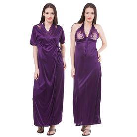 Satin Nighty: Buy Women's Satin Nightwear Set Online in India | Nykaa