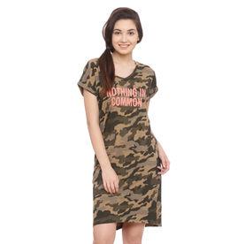 9e10d7b9 Women's Sleep Shirt - Buy Sleep T-shirt for Women Online in India ...