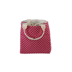 ca66fbed624 Visual Echoes Insulated Canvas Lunch Tote Bag With Thermal I..