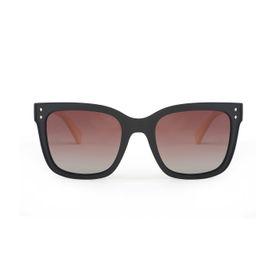 ce69a2cb3057d Marie Claire MC007 C2 Retro Square Polarized Sunglasses - Blue at ...