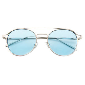 358246f99be0 Lola's Closet Style For Miles Light Blue Sunnies