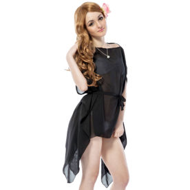 eded4716047 Beach Dresses for Women: Buy Sarong Dress for Women Online in India ...