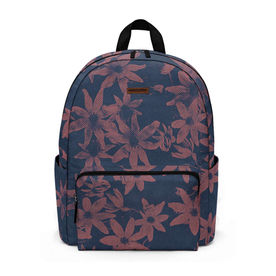 d172c9a696b DailyObjects Rusted Flowers City Compact Backpack