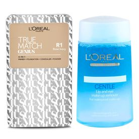 Buy L'Oreal Paris True Match Genius 4-In-1 Compact Foundation -