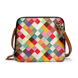857040f50154 DailyObjects Pass This On - Trapeze Crossbody Bag