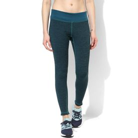 18f187e28 Silvertraq Womens Melange Training Tights - Blue